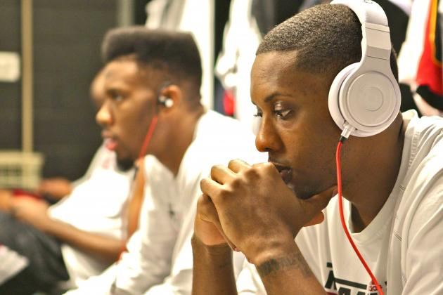 Norris Cole and Mario Chalmers Collaborating for Now, but What About Later?