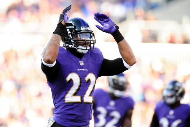 Jimmy Smith 'Doing Well' After Concussion Testing, Could Practice Wednesday