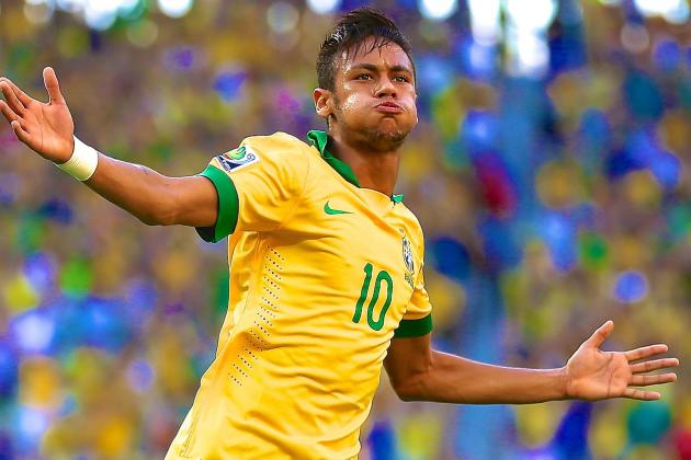 Knowing Neymar: Is Brazil's Great Hope Ready to Rule the 2014 World Cup?