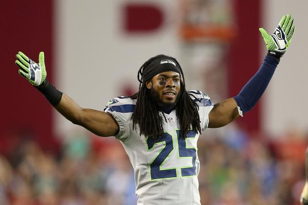 Saints vs. Seahawks: How Richard Sherman Will Shut Down Jimmy Graham