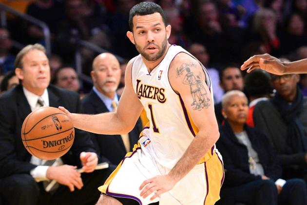 Jordan Farmar Injury: Updates on Lakers PG's Hamstring, Likely Return Date