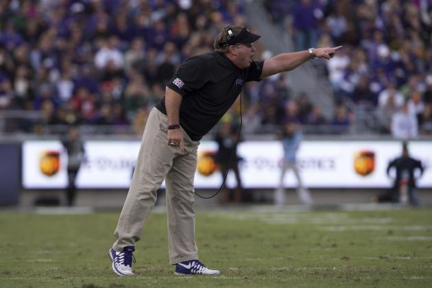 TCU's Gary Patterson Was Justified in His Dust-Up with Baylor's Art Briles