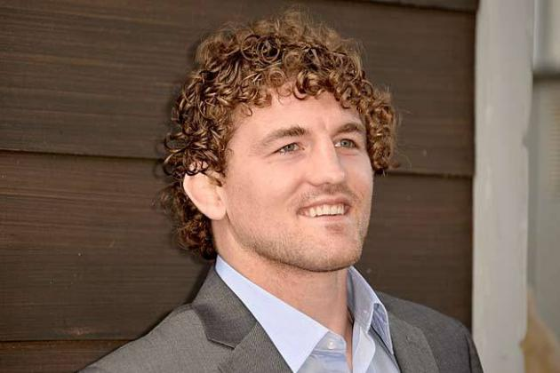 Ben Askren Joins the Evolve Fight Team