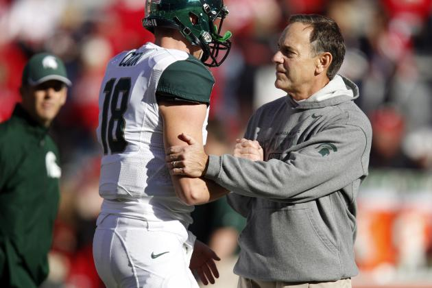 Michigan State vs. Ohio State: Could Spartans' Special Teams Be the Difference?