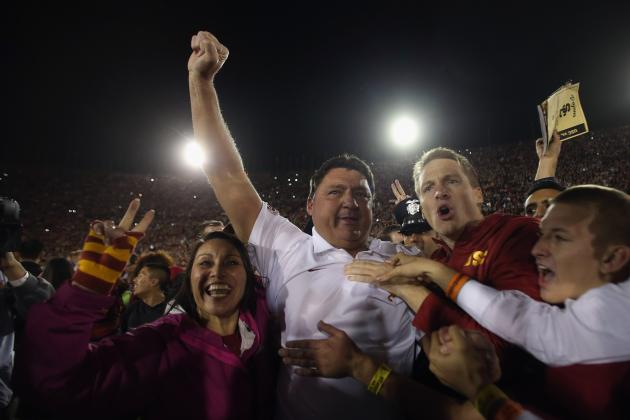 Ed Orgeron Resigns from USC: 5 Schools Who Should Hire Coach O