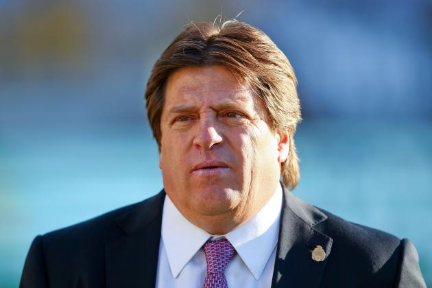 Miguel Herrera Named Manager of Mexican National Team