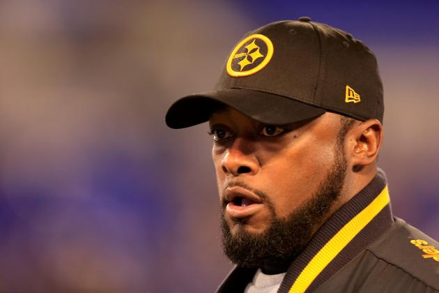 Pittsburgh Steelers: Tomlin Sideline Incident Should Not Cost Team a Draft Pick