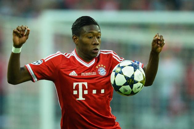 Re-Signing David Alaba One of Bayern Munich's Best Pieces of Business