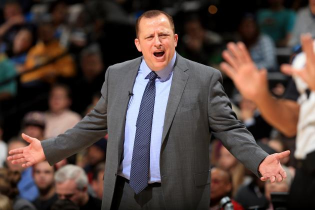 Would Roster Changes Affect Thibs' Future?