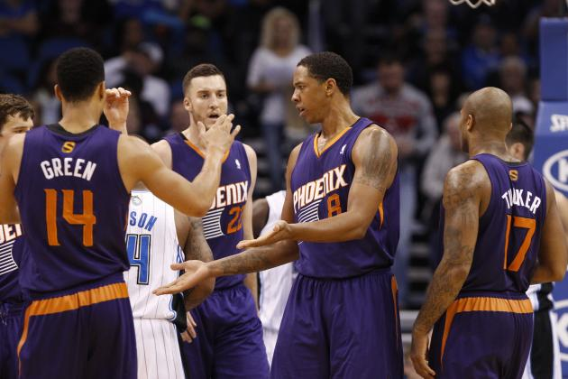 Suns Not Satisfied Despite Solid Start