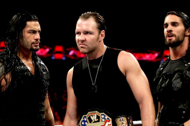 Dean Ambrose Should Drop WWE United States Championship to Improve His Booking