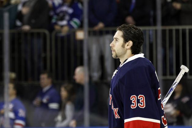 How Long Will Cam Talbot Be Satisfied in Backup Role with Rangers?