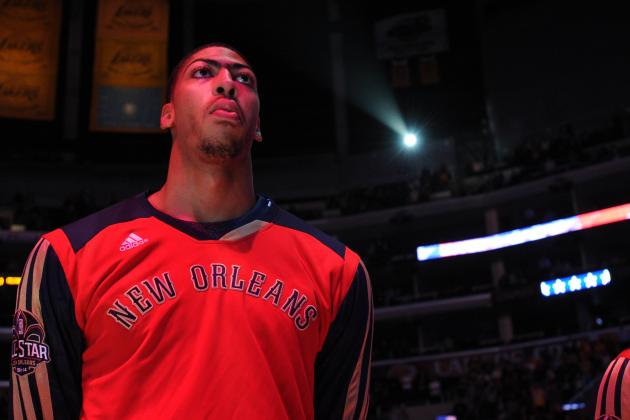Will Anthony Davis' Injury Dislodge New Orleans Pelicans from Playoff Race?