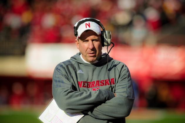 Bo Pelini Fined $10,000 by Big Ten for Postgame Comments vs. Iowa