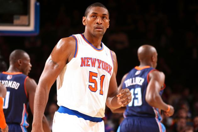 Metta World Peace, Kenyon Martin Reportedly Separated After 'Heated' Exchange