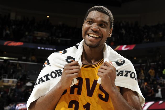 Andrew Bynum Starting to See Results from Extra Work