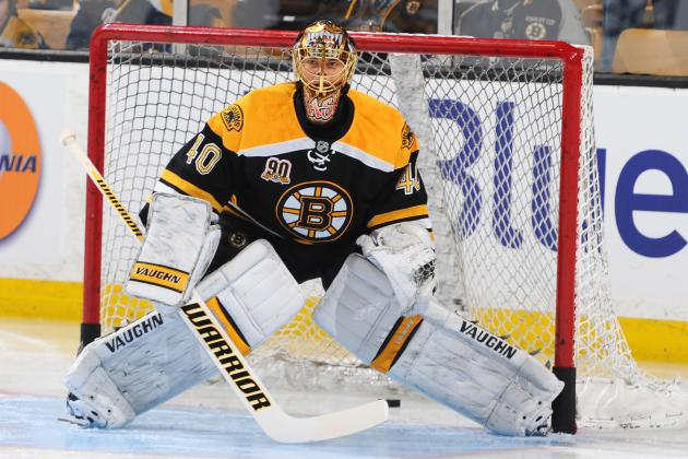 When Will Red-Hot Tuukka Rask Come Back Down to Earth?