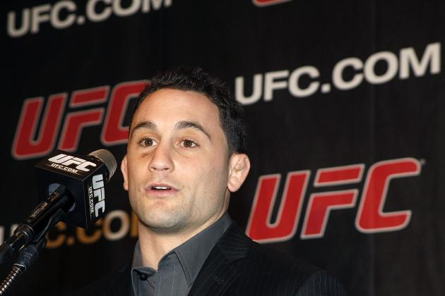 Frankie Edgar Reveals TUF 19 Coaches