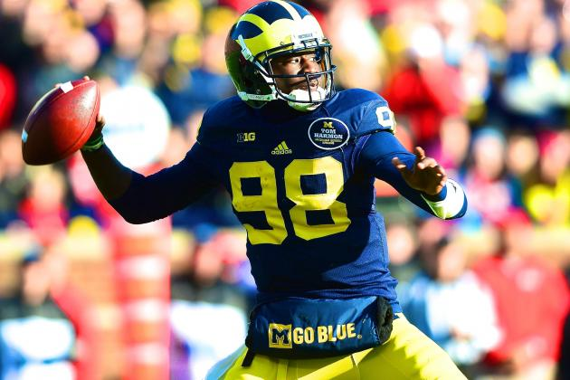 Brady Hoke Says Devin Gardner Will Return, Anticipates No Changes to Staff