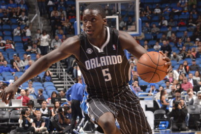 Victor Oladipo Drives and Dunks on Hometown Washington Wizards