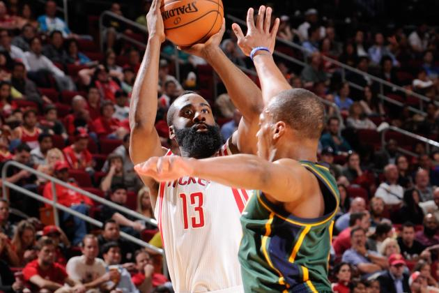 Houston Rockets vs. Utah Jazz: Live Score and Analysis