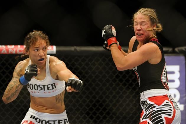 UFC Fight Night 33: Julie Kedzie vs. Bethe Correia Moved Up to Main Card