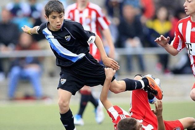 14-Year-Old Brahim Abdelkader Diaz Reportedly Signs Deal with Manchester City
