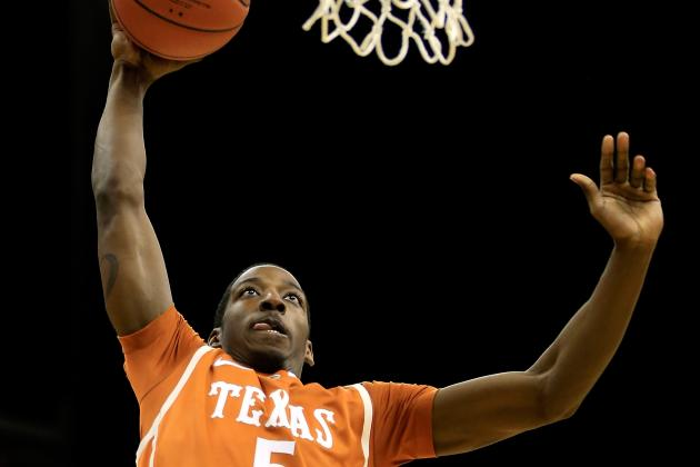 Vanderbilt vs. Texas Men's Basketball Live Blog: Live Updates and Analysis
