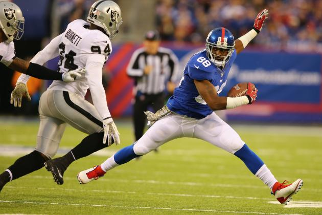 Hakeem Nicks Facing Final Audition for Giants, NFL