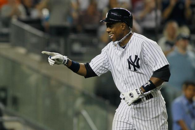 Why Curtis Granderson Is a Perfect Free-Agent Fit for the New York Mets