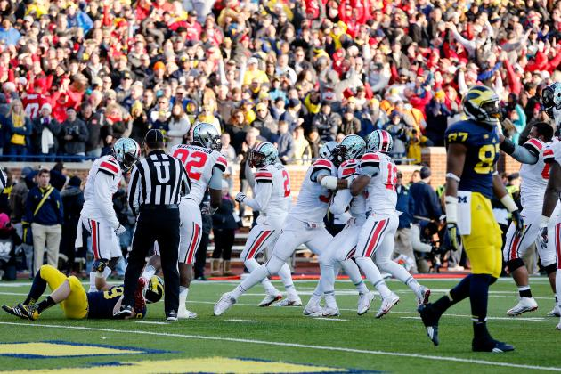 Michigan's Two-Point Conversion Attempt Against Ohio State: Taking a Closer Look