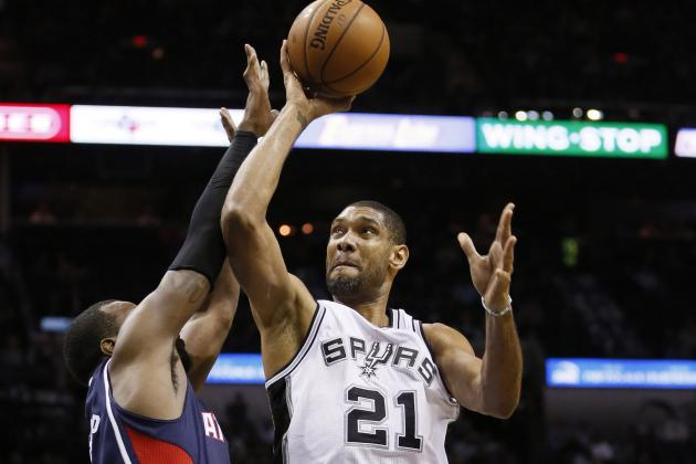Tim Duncan Punctuates Oldest 20-20 Game with Game-Winner
