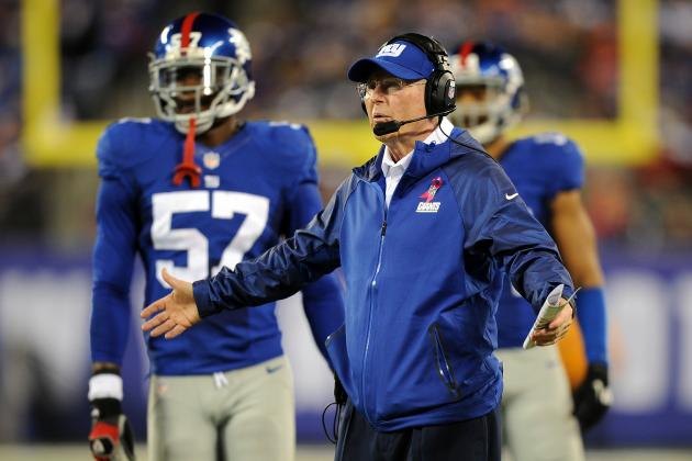 New York Giants: What You Need to Know Heading into Week 14