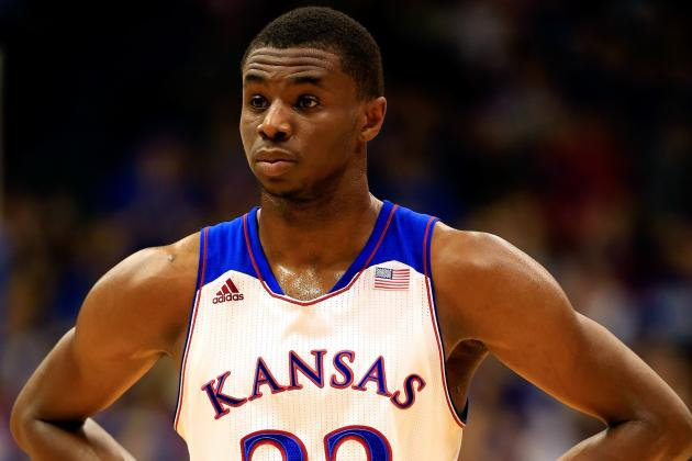 Kansas Basketball: Is There Doubt That Andrew Wiggins Is a Big-Game Player?