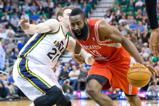 Houston Rockets vs. Utah Jazz: Postgame Grades and Analysis for Houston