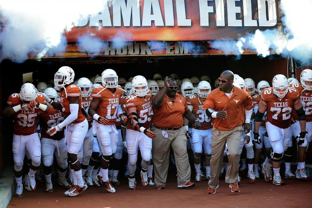 Texas Football: Realistic Chances Longhorns Win Big 12 Championship