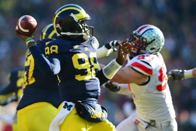 Michigan Football: Gardner Bruised by Disappointing Season