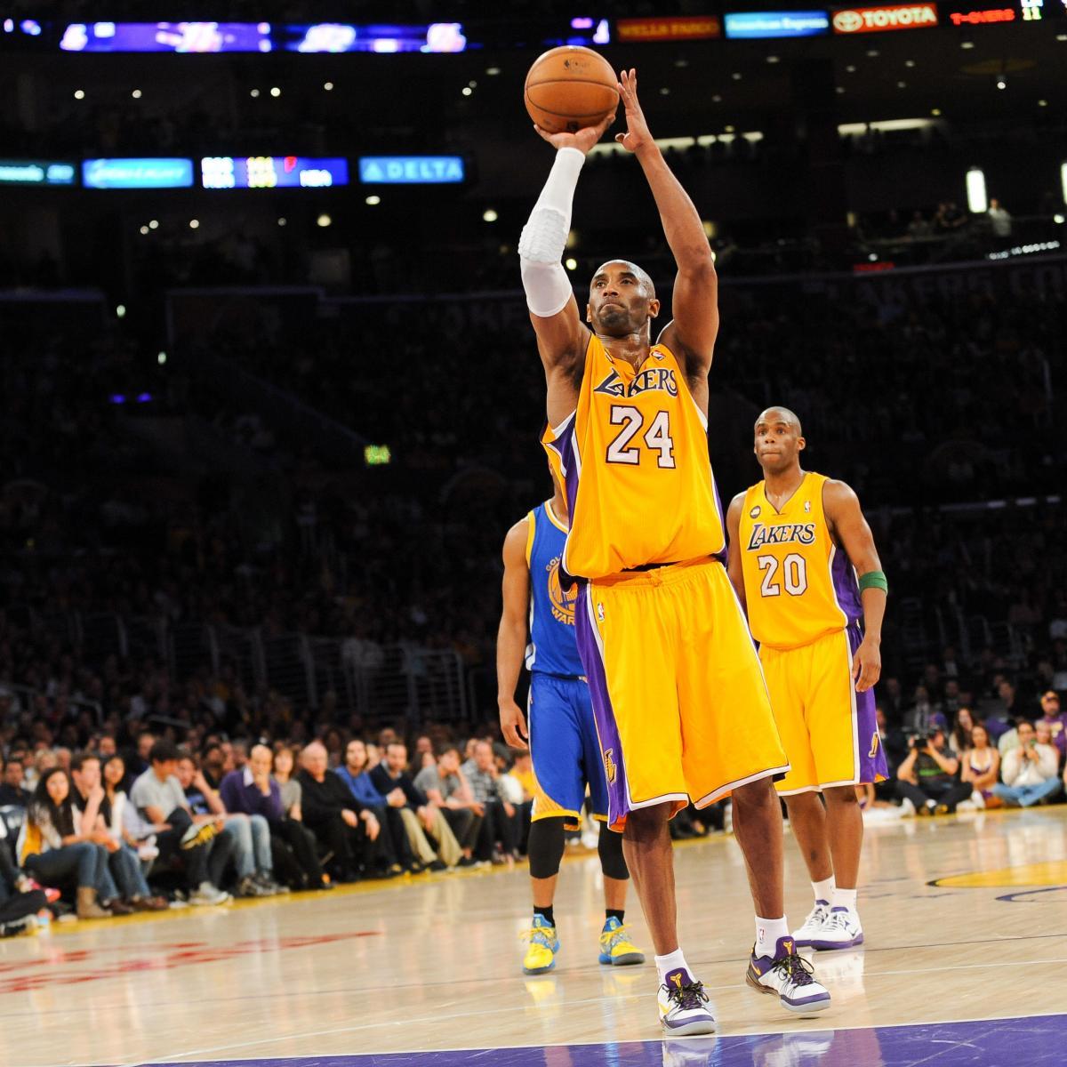 Why Kobe Bryant Is Poised To Be A Dominant NBA Star Again