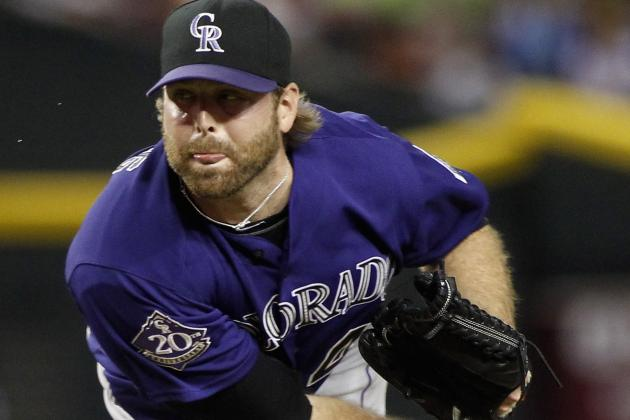 Mitchell Boggs Non-Tendered by Rockies; Justin Morneau on Radar