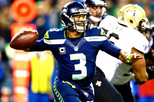 Seahawks, Russell Wilson Show They're NFC's Team to Beat by Demolishing Saints