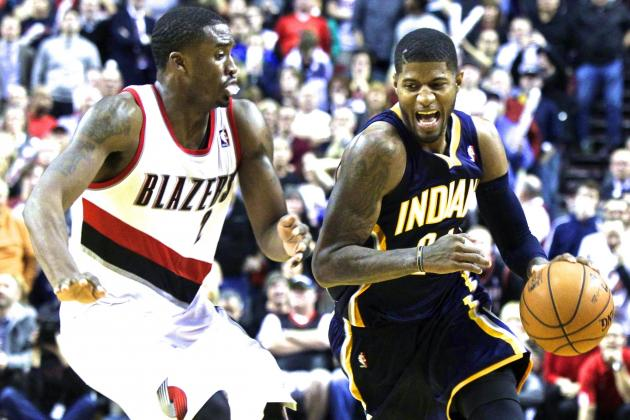 Portland Trail Blazers Make Statement, Paul George Makes Bigger One in Defeat