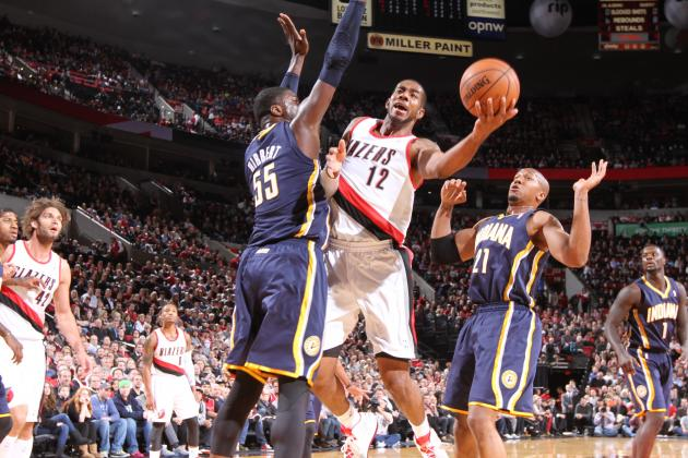 Hibbert, Aldridge Size Each Other Up on Twitter in Blazers-Pacers Aftermath