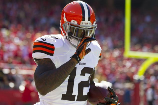 Is Josh Gordon Already a Top-10 NFL Wide Receiver?