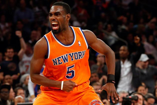 New York Knicks Players Making the Strongest Case for More Minutes