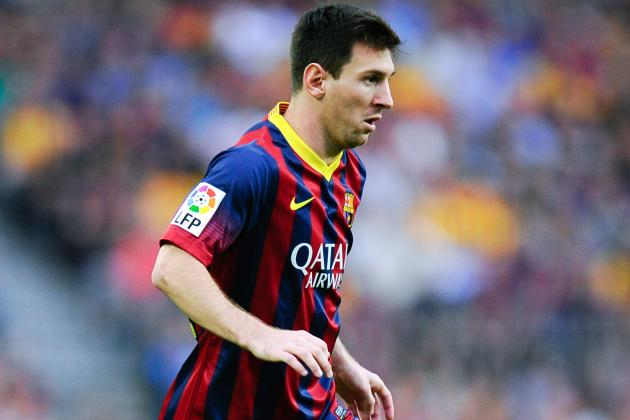 Lionel Messi Beats Cristiano Ronaldo to Top La Liga Award