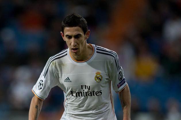 Transfer Rumour Rater: Angel Di Maria to Monaco in the January Window