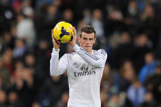 European Team of the Week: Gareth Bale and Arjen Robben Prove to Be Wing Wonders