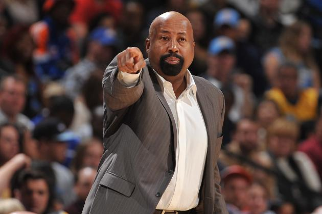 New York Knicks Coach Mike Woodson Is Reportedly on the Hot Seat