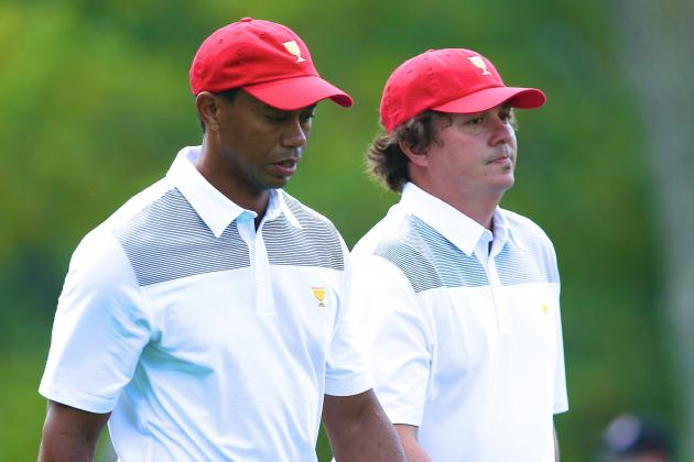 Tiger Woods, Please Move Jason Dufner's Rounds so He Can See Auburn Play