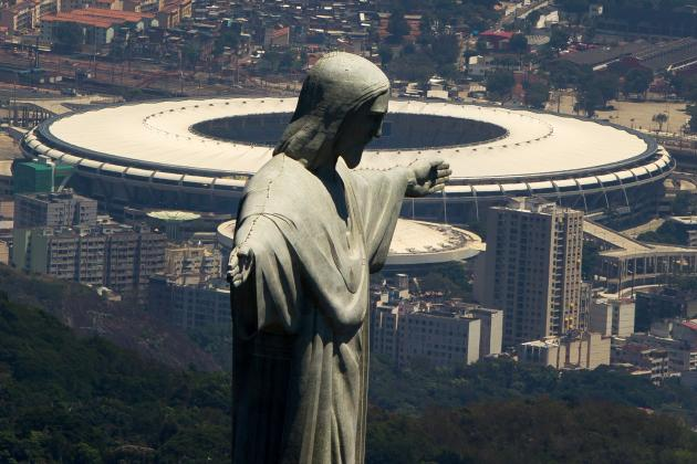 2014 World Cup Draw: Critical Start Time, Live Stream and TV Info for Fans